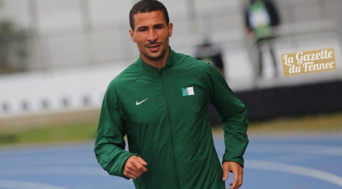 Athlétisme : 3 meetings au programme de Makhloufi dès la fin Août