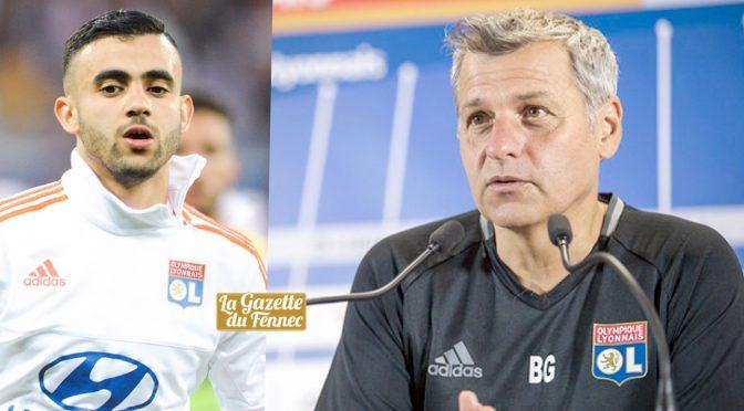 Génésio : «J'ai envie que Ghezzal reste au club»