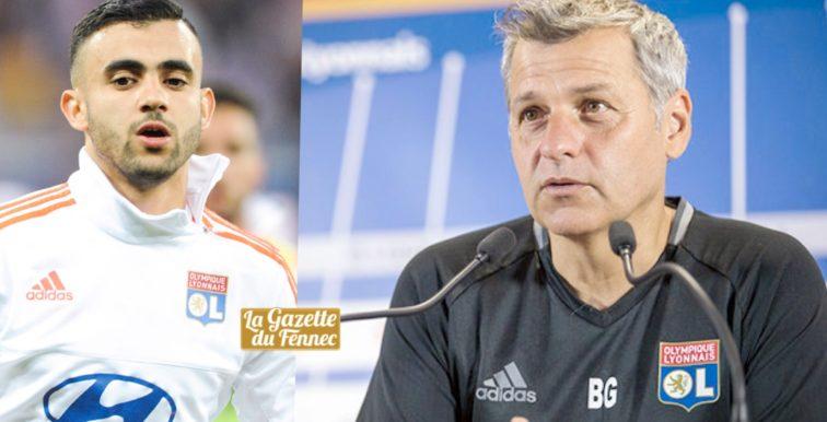 OL : Génésio écarte Valbuena au profit de Ghezzal