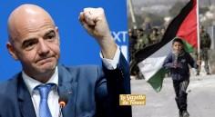 Palestine : la finale de la Coupe a eu lieu grâce à Infantino