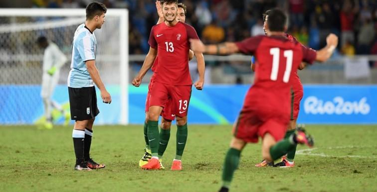 Vidéo : Le Portugal surprend l'Argentine (2-0) !