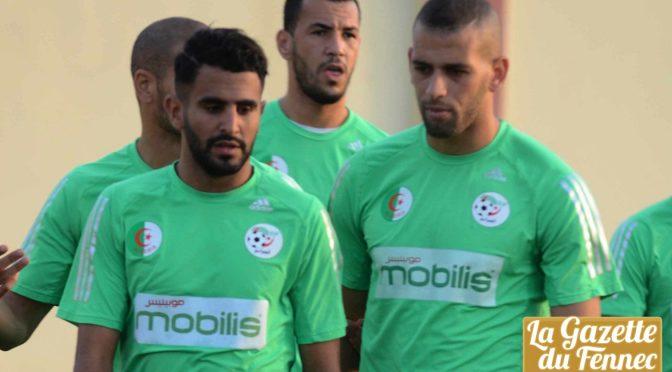 Slimani a quitté Sidi Moussa pour signer avec Leicester !