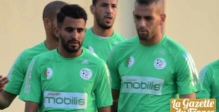 Maroc : Mahrez et Slimani nominés pour le Lion d'or 2016