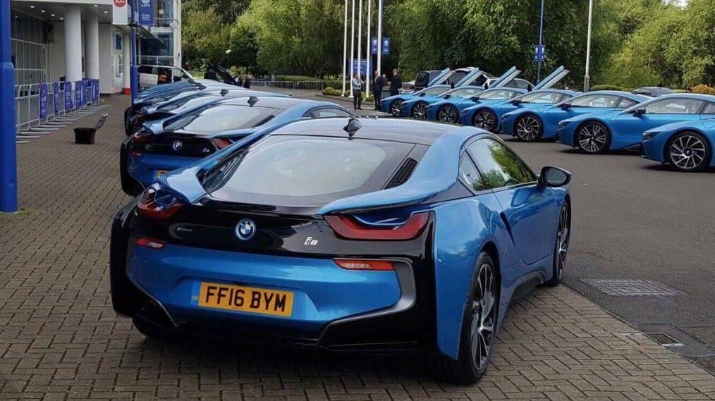 mahrez bolide BMW