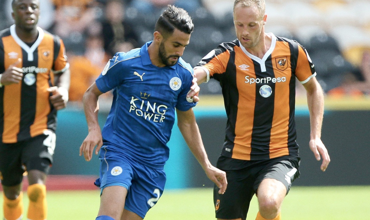 Mahrez Hull City