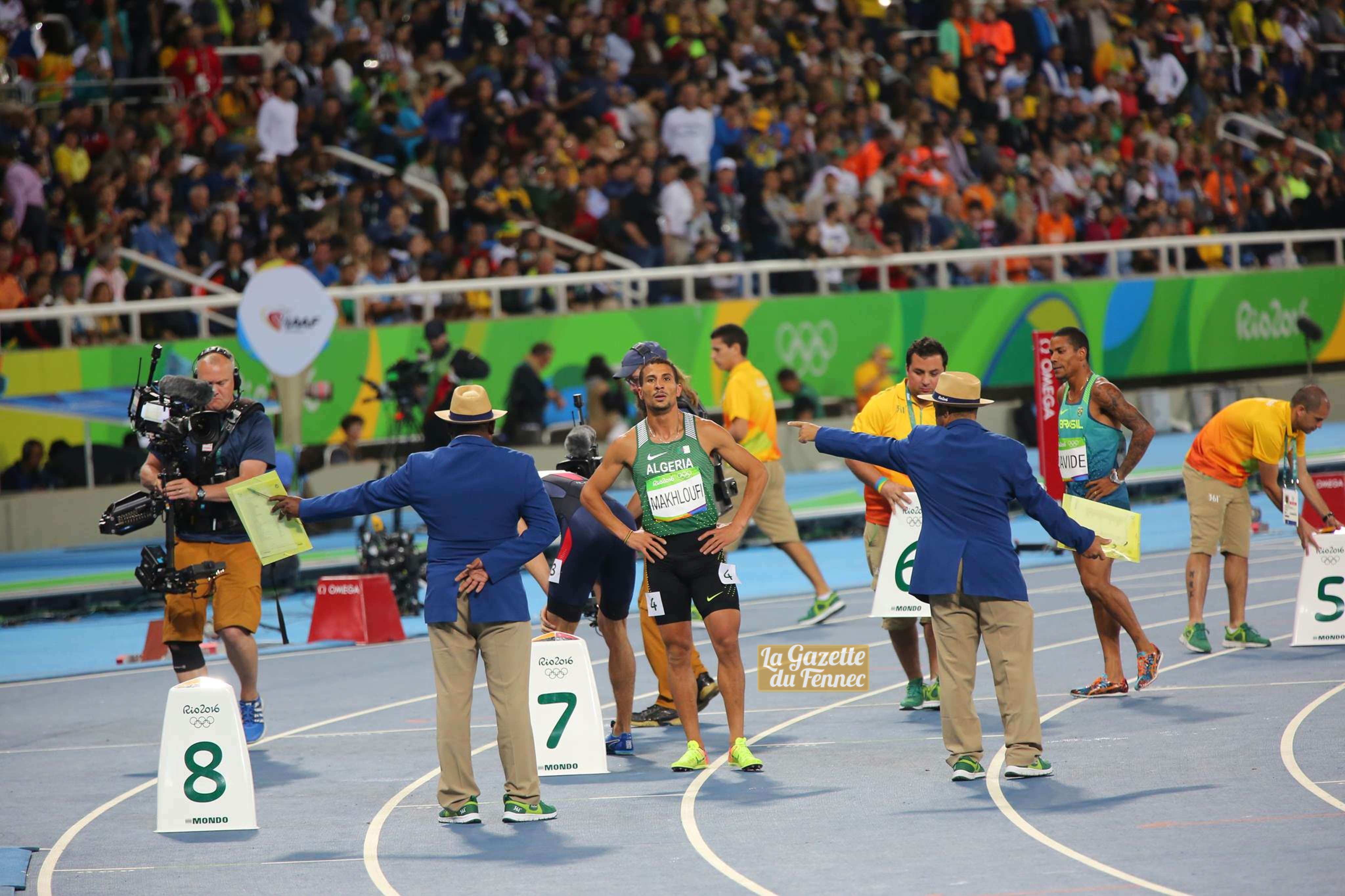 makhloufi au stater du 800m demi-finale