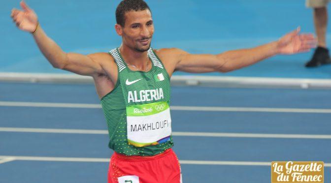 Athlétisme : Makhloufi termine 4ème au meeting de Bruxelles