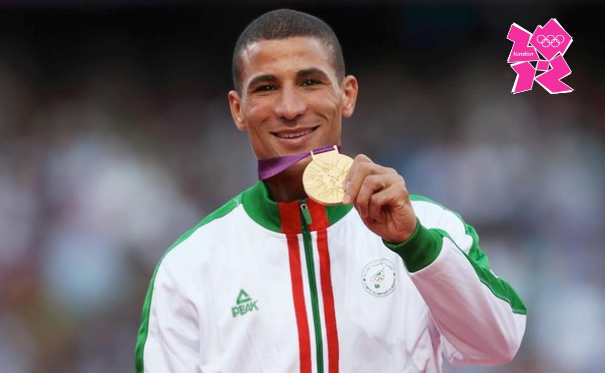 makhloufi or 2012
