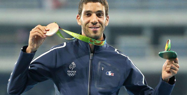 JO : Mekhissi offre le bronze à la France