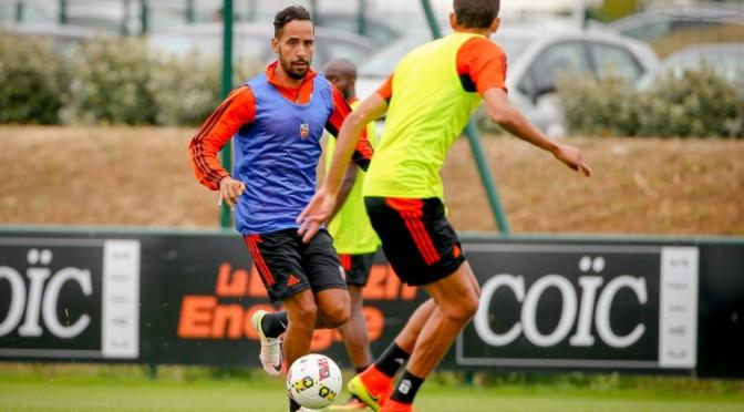 Mercato : Lorient confirme que Mesloub «ne partira pas» !