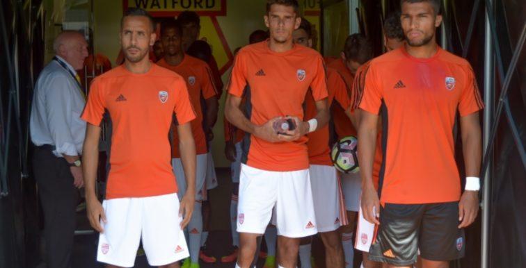 Lorient : Mesloub présent à la reprise