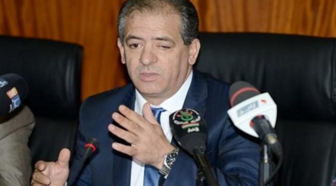 Ould Ali : «L'Algérie en mesure de suppléer le Gabon pour l'organisation de la CAN»