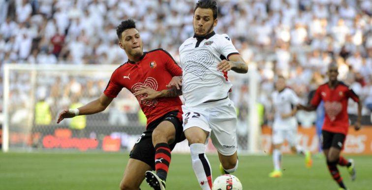 Nice 1-0 Rennes : Bensebaïni a joué tout le match !