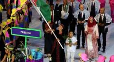 JO 2016 : historique participation de la Palestine avec 6 athlètes