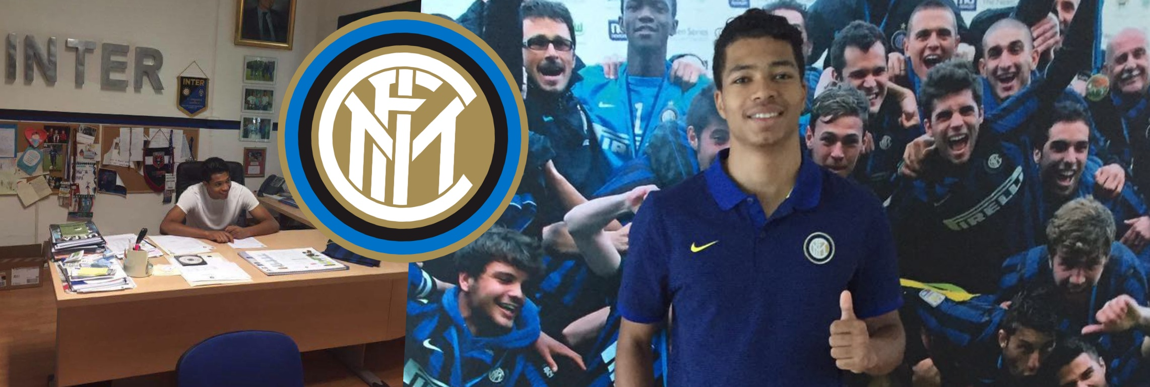 slider belkheir inter milan signature