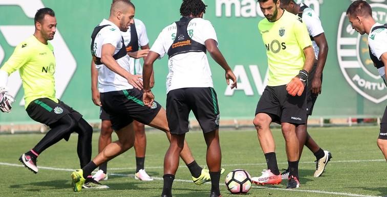 Sporting : Slimani en retard sème la confusion