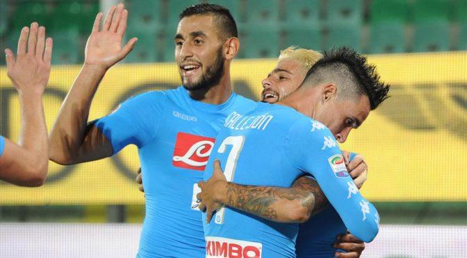 Serie A : large victoire pour Ghoulam, match plein pour Taïder
