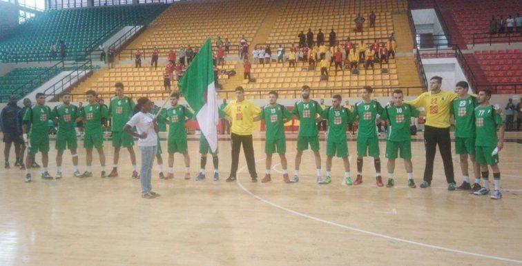 CAN handball U21 : l'Algérie termine troisième