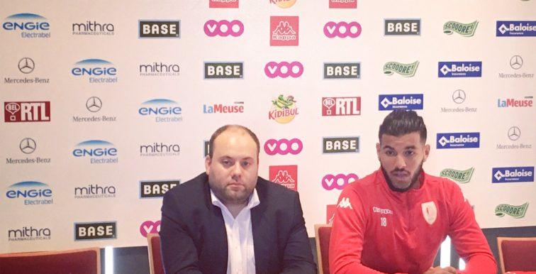 Bahlouli : «Je suis dans un club ambitieux»