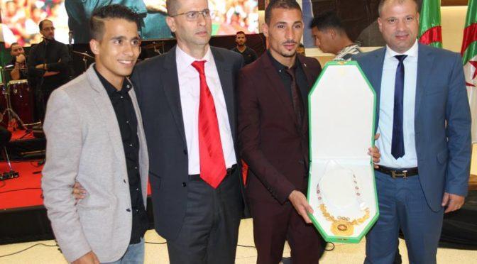 JO et paralympiques 2016 : Les athlètes médaillés récompensés par le MJS