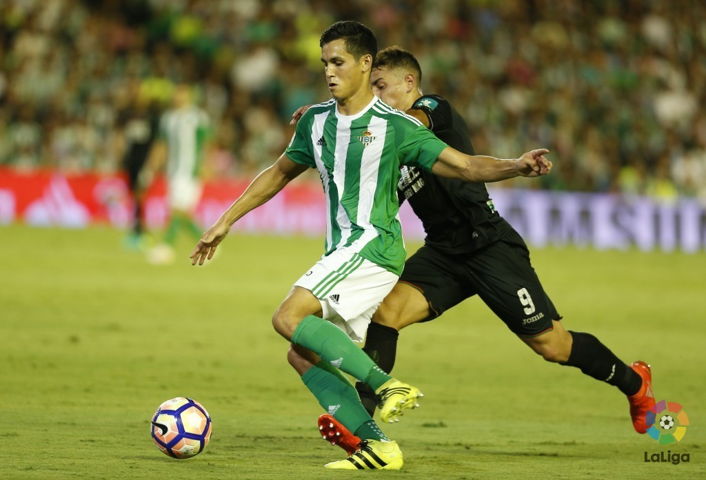 Mandi Betis 2-2 Granada