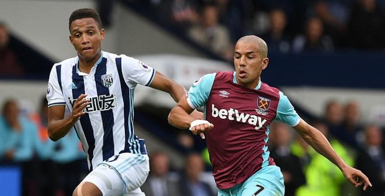 West Ham : Feghouli retrouve une place de titulaire !