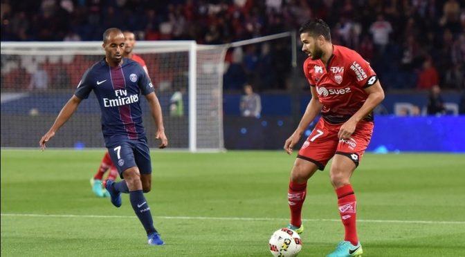 Ligue 1: Douche froide pour Boudebouz, Tahrat et Angers enchainent