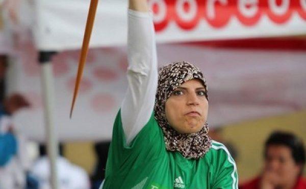 Paralympiques : 4ème médaille pour l'Algérie signée Asmahane Boudjadar !