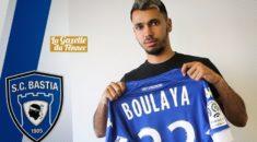 Boulaya : «Dès que j'ai eu l'occasion de signer en Ligue 1 je n'ai pas hésité»