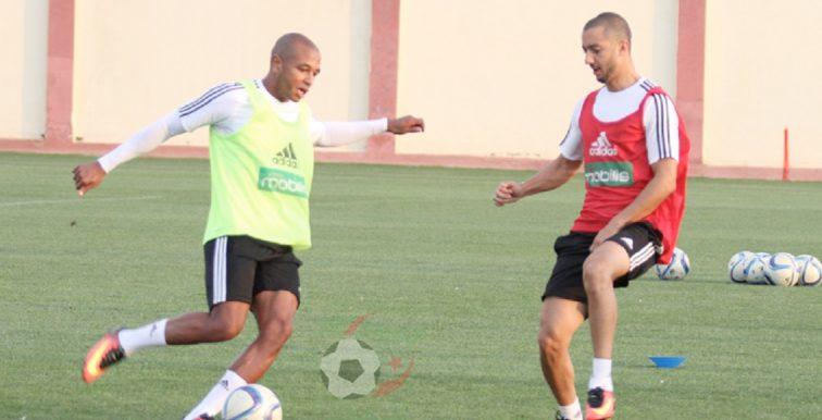 EN : Brahimi est arrivé à Sidi Moussa