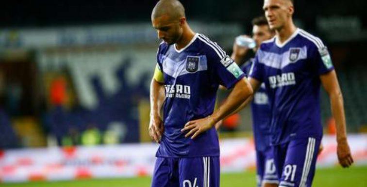 Europa League : Hanni forfait face au Zenith