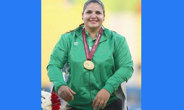 Paralympiques : Seconde médaille d'or pour l'Algérie grâce à Nassima Saifi !