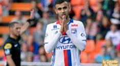 Rachid Ghezzal et l'Olympique Lyonnais au bord de la rupture !
