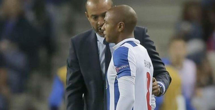 L'entraineur du FC Porto répond à Slimani