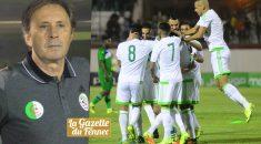 Algérie 6-0 Lesotho : C'est bon pour le moral !