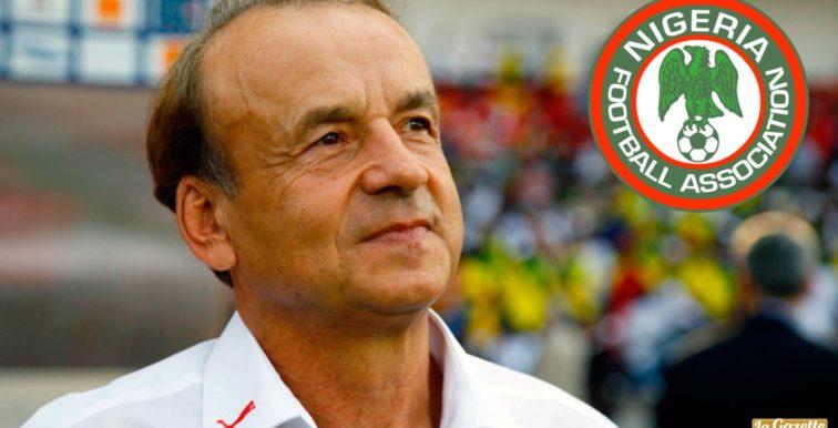 Rohr (Nigéria) : «Nous ne craignons pas l'équipe d'Algérie»