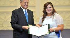 Olympisme : les athlètes algériens médaillés aux jeux honorés