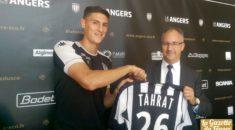 Tahrat : « Pour un joueur comme moi, Angers c'est la meilleure école ! »