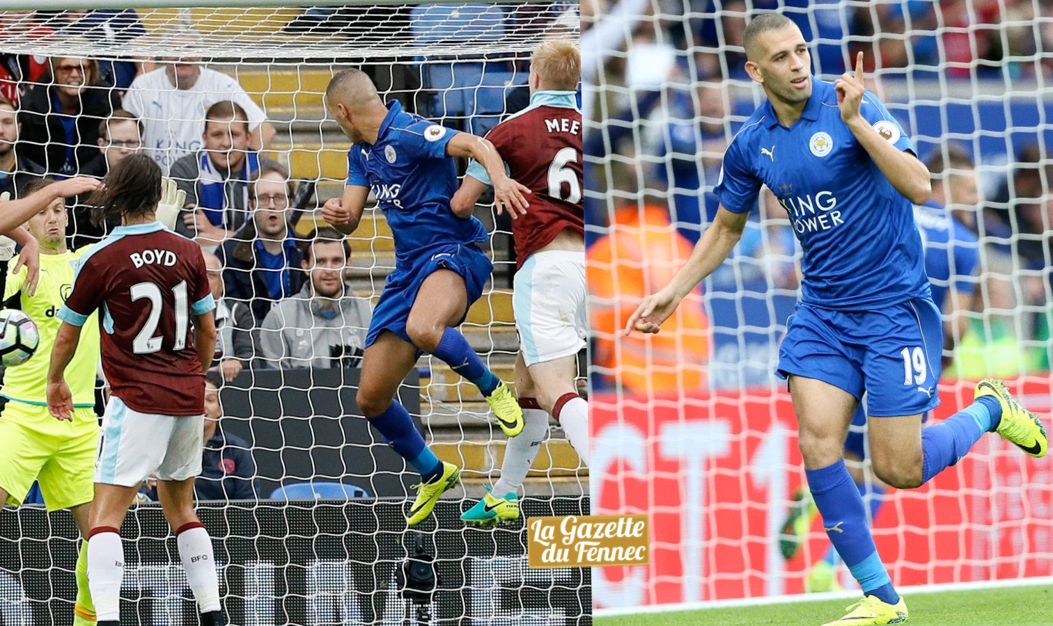 slimani premier but leicester