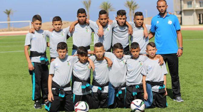 Danone Nations Cup 2016 : l'ES Chlef représentera l'Algérie