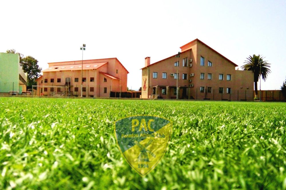 ?Visite de l'académie du Paradou AC !