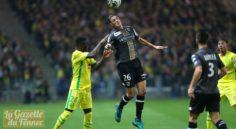 Angers : première titularisation pour Mehdi Tahrat