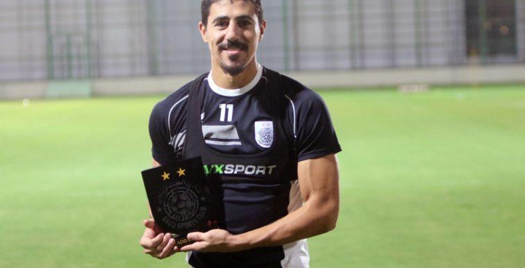 Al Sadd: Bounedjah meilleur joueur de septembre