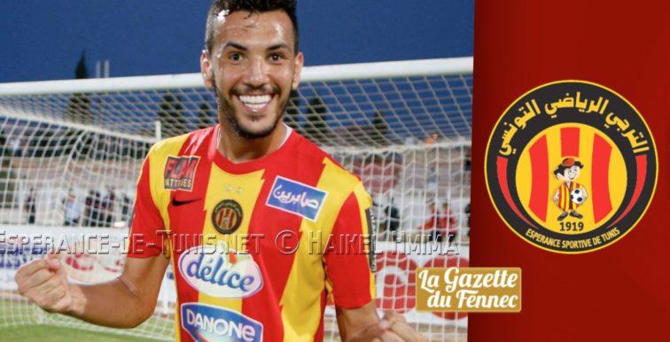 ES Tunis : Belkaroui champion de Tunisie !