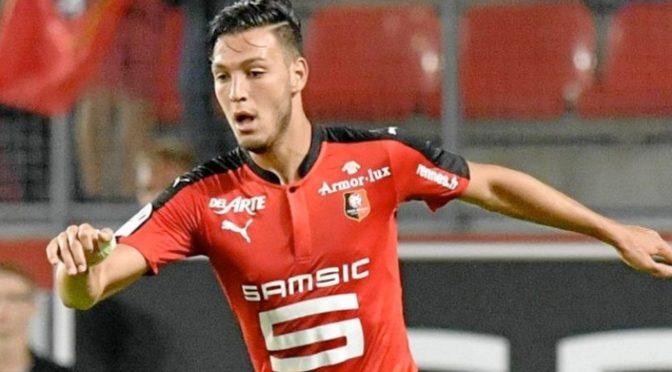 Mercato : Le transfert de Bensebaini à Lille se précise !
