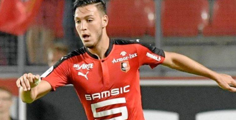 Rennes : Bensebaini de retour dans le groupe après avoir purgé sa suspension !