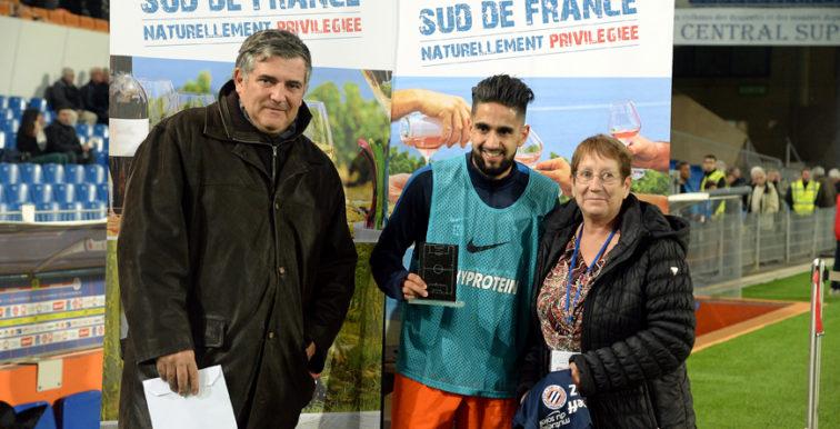 Montpellier : Boudebouz joueur du mois de septembre