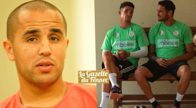 ALG-CAM : Bougherra «très confiant» pour Cadamuro