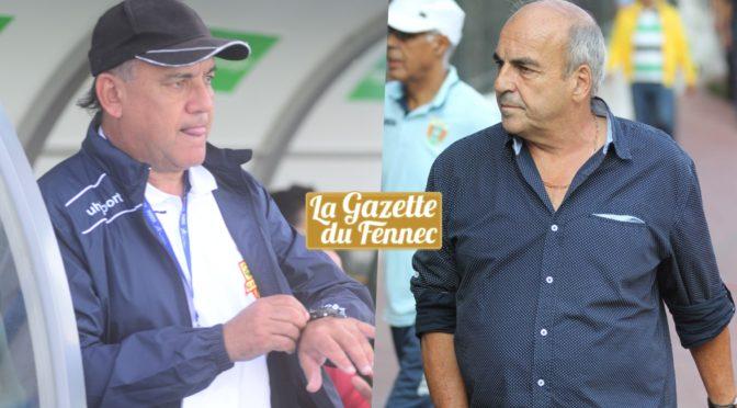 Ligue 1 : Bouzidi (NAHD) et Michel (CRB) limogés