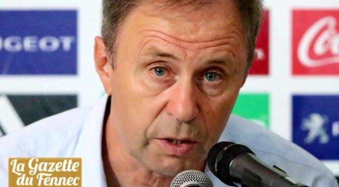OFFICIEL : Milovan Rajevac a résilié son contrat avec la FAF !